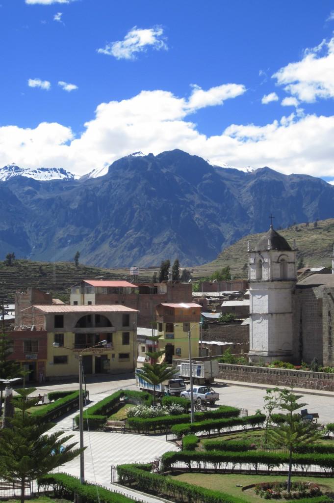 Zdjęcia: cabanaconde, okolice kanionu Colca, cabanaconde, PERU