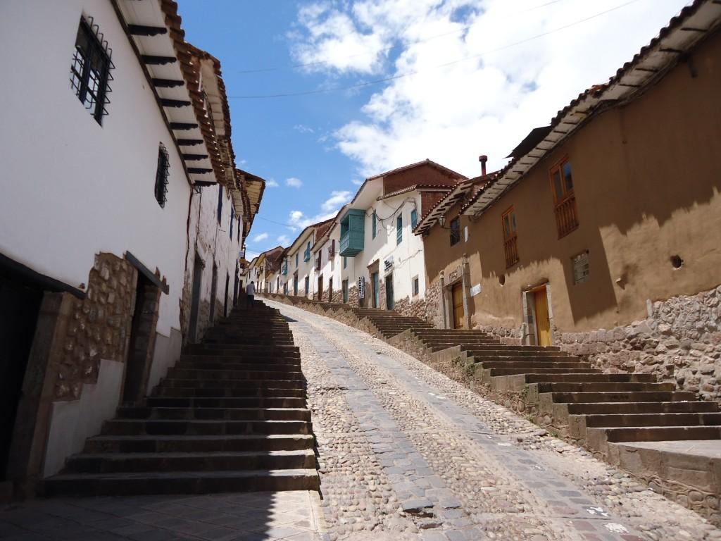 Zdjęcia: Cuzco, Cuzco, Uliczki Cuzco, PERU