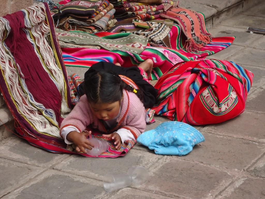 Zdjęcia: Cuzco, Cuzco, Na targu, PERU