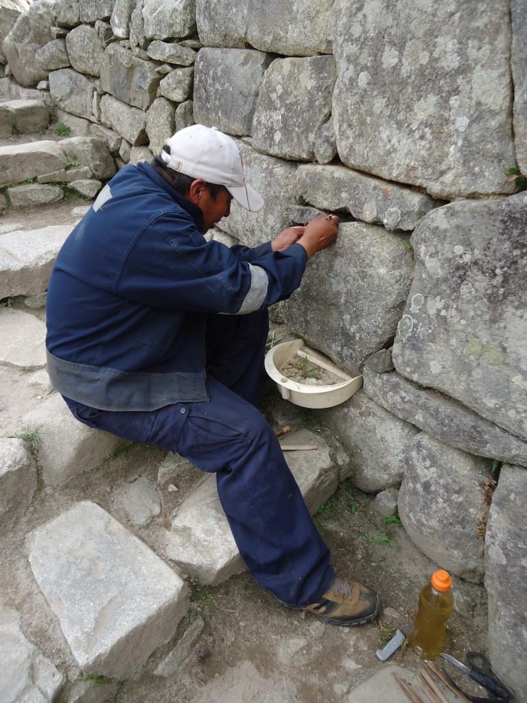 Zdjęcia: Machu Picchu, Cuzco, Archeolog przy pracy, PERU
