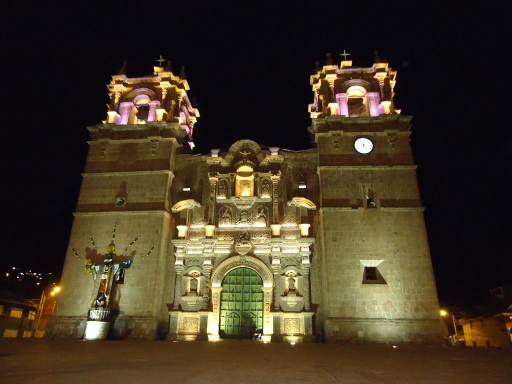 Zdjęcia: Puno, Puno, Katedra w Puno, PERU