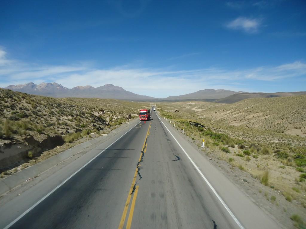 Zdjęcia: pomiędzy Puno a Arequipą, Arequipa / Puno, W drodze, PERU