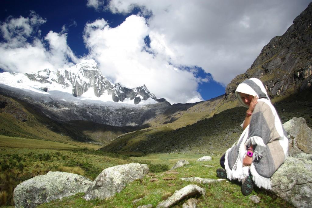 Zdjęcia: Taullipampa (4250 m.n.p.m.), Cordillera Blanca, Konkurs, PERU