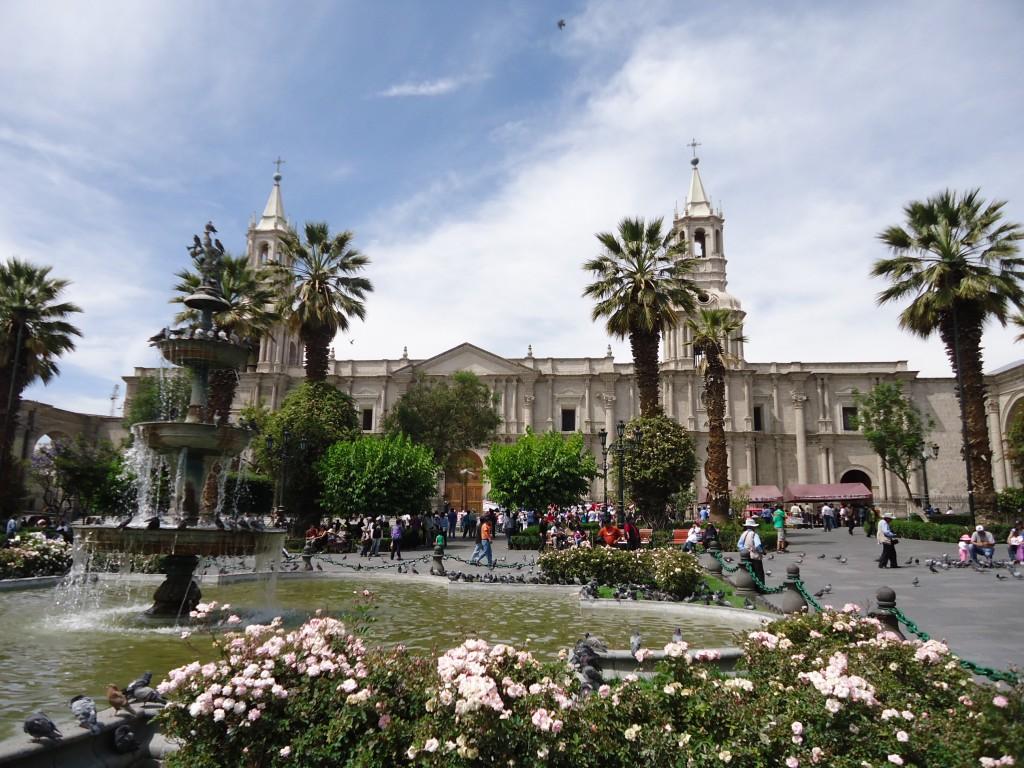 Zdjęcia: Arequipa, Arequipa, Katedra w Arequipie, PERU