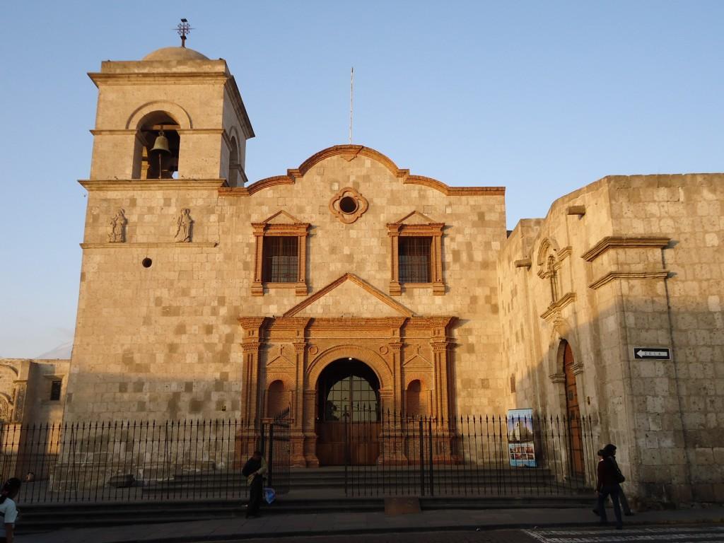 Zdjęcia: Arequipa, Arequipa, Konwent Św. Franciszka, PERU