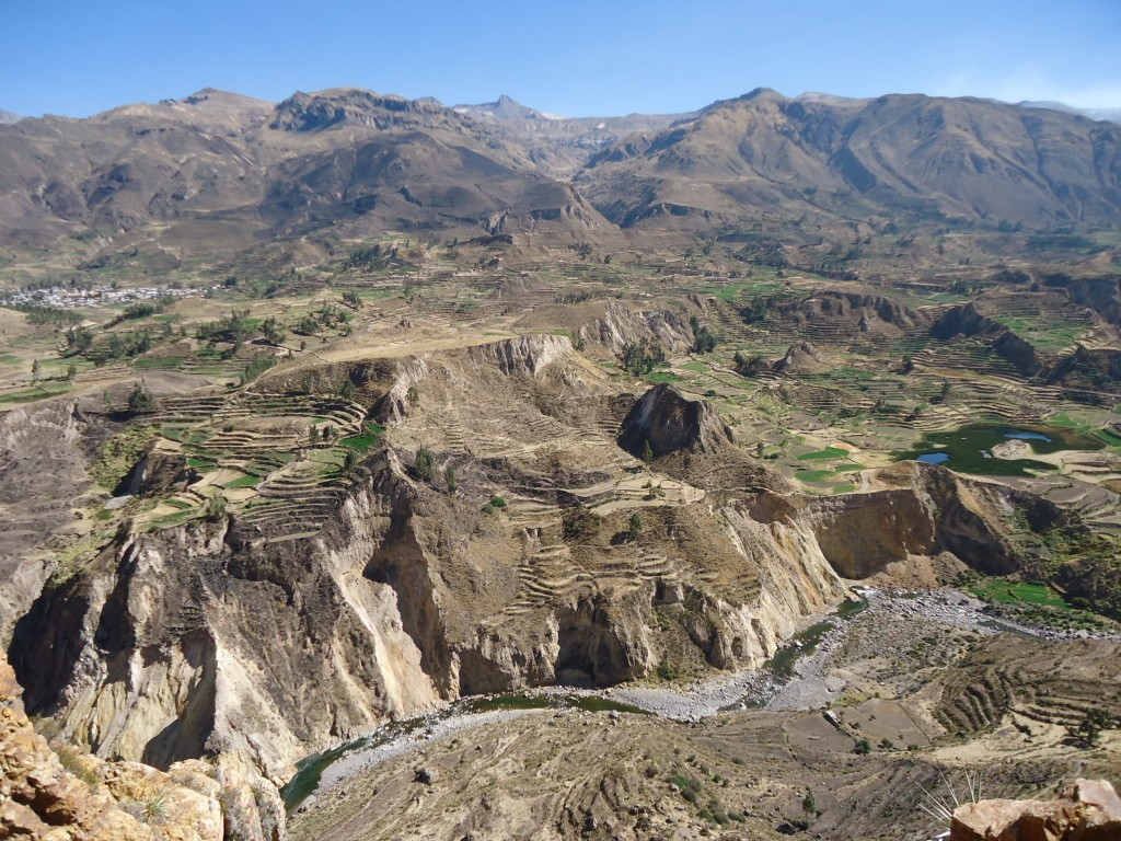 Zdjęcia: okolice Chivay, Arequipa, Kanion Colca (3), PERU