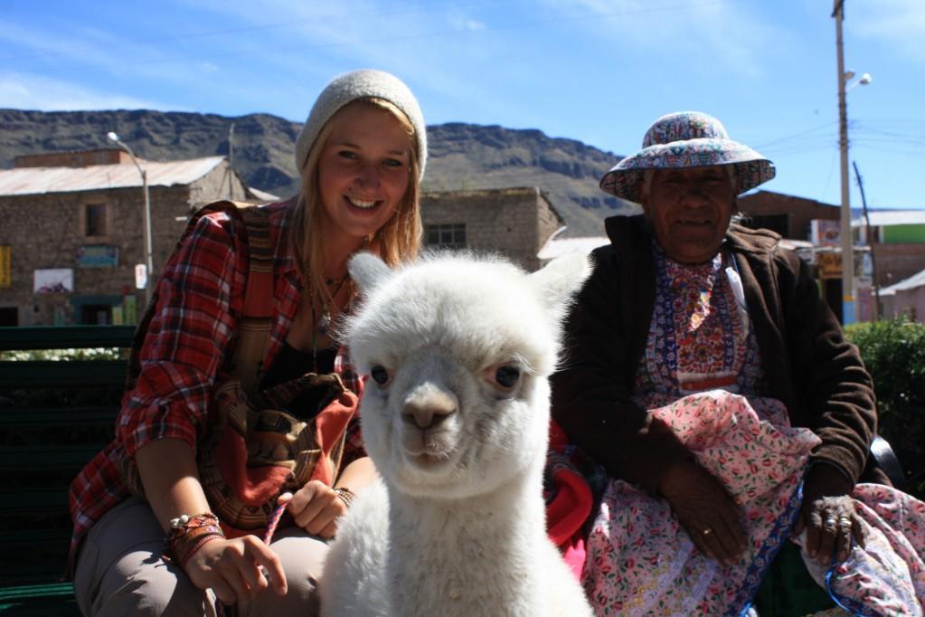 Zdjęcia: Cabanaconde, Kanion Colca, Peruwiańskie szczęscie, PERU