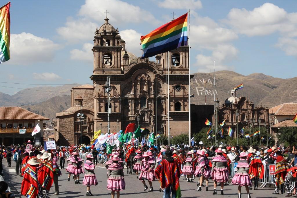 Zdjęcia: Cusco , Cusco, Viva El Peru !, PERU