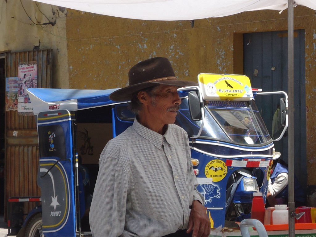 Zdjęcia: Chivay, Arequipa, Na targu (3), PERU