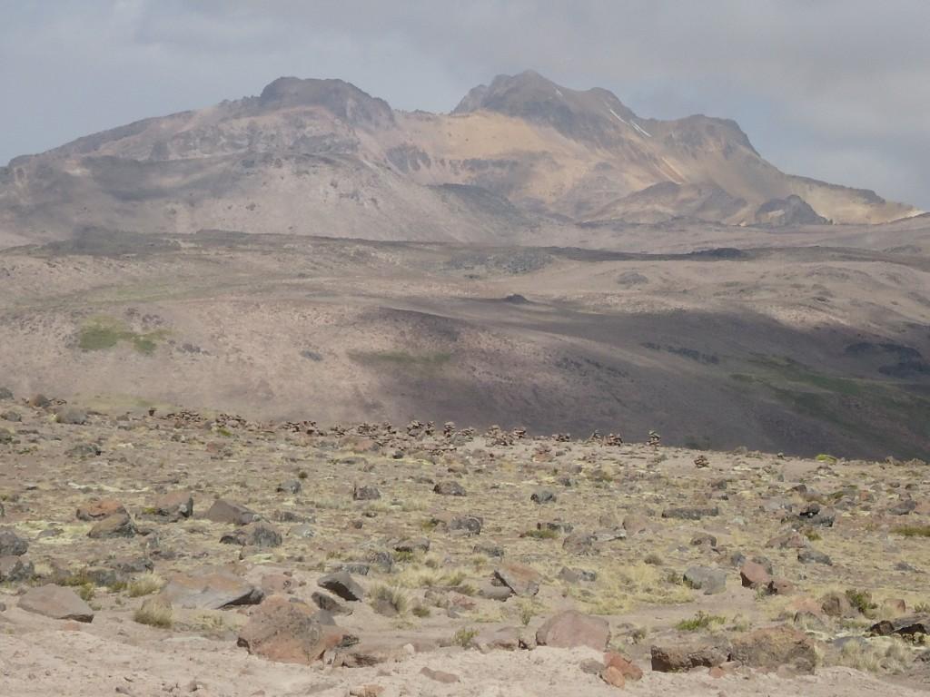 Zdjęcia: Mirador de los Andes, Arequipa, Krajobraz z wulkanem, PERU