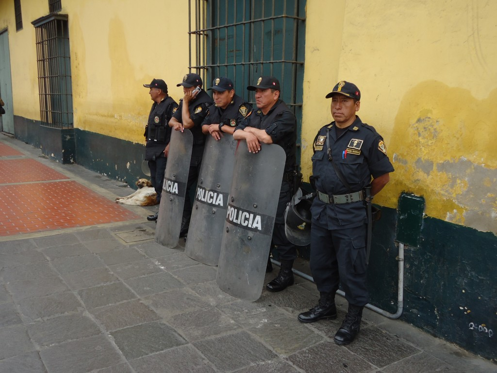 Zdjęcia: Lima, Lima, Dlaczego w Limie jest bezpiecznie ?, PERU