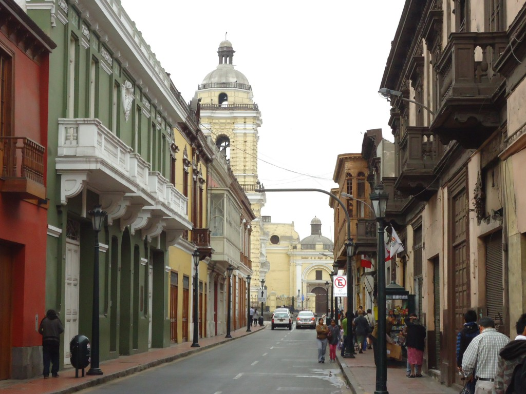 Zdjęcia: Lima, Lima, Calle Ancash, PERU