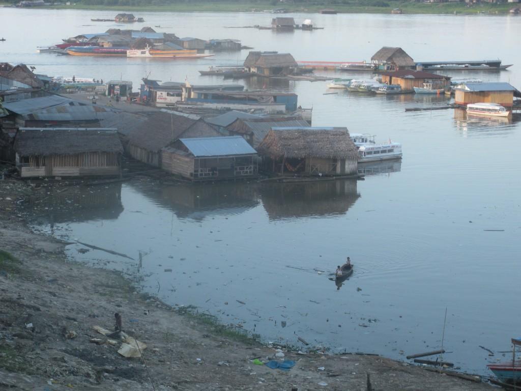 Zdjęcia: Iquitos, Iquitos, Na fieste Amazonką, PERU