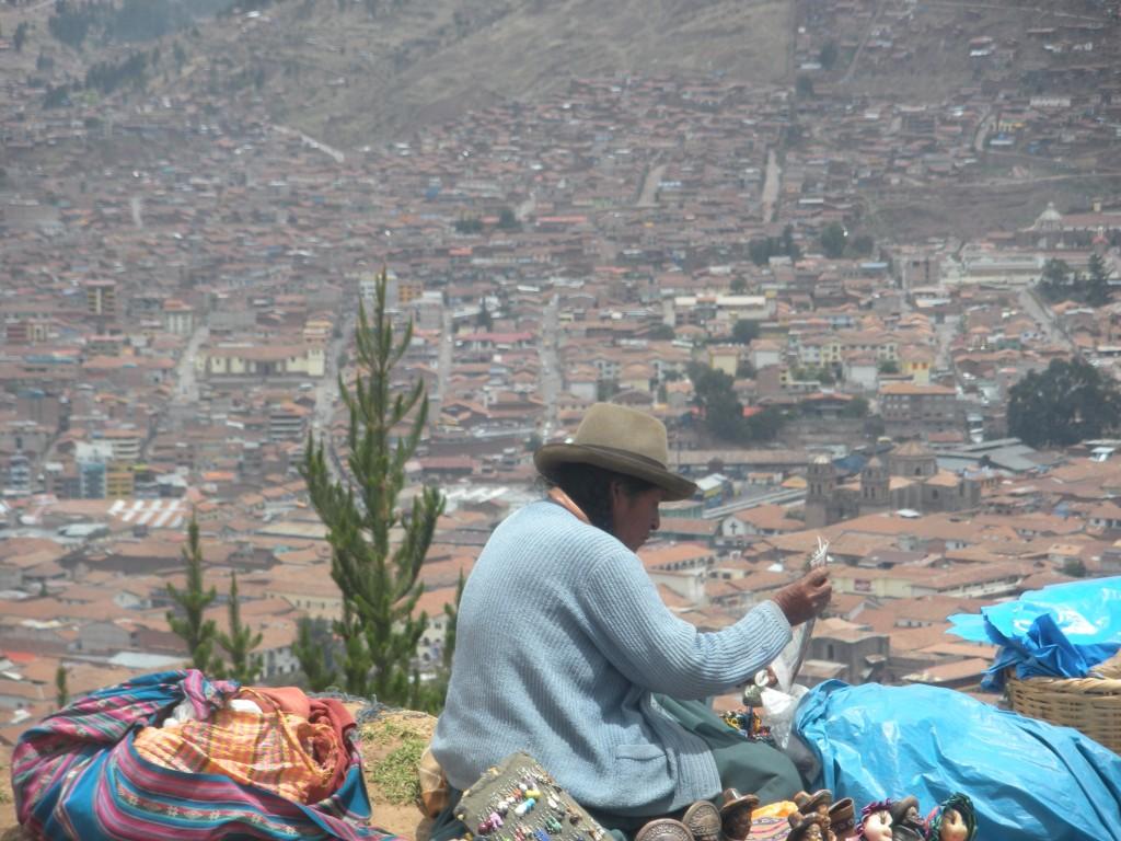 Zdjęcia: Cusco, Cusco, Indianka, PERU