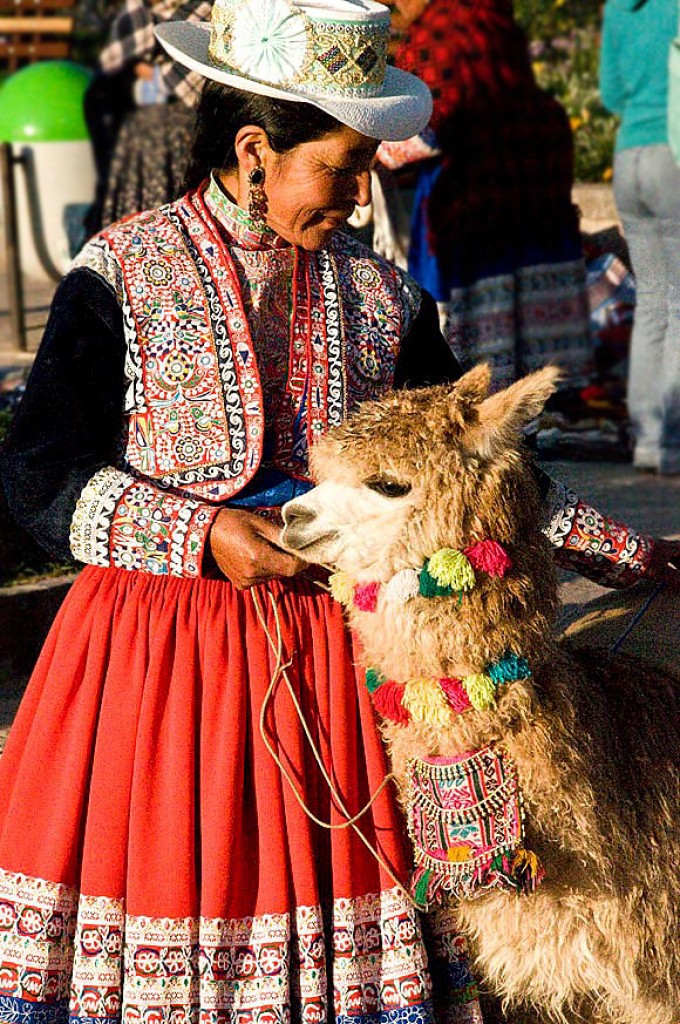 Zdjęcia: okolica Kanionu Colca, jaki kraj taki pupil, PERU