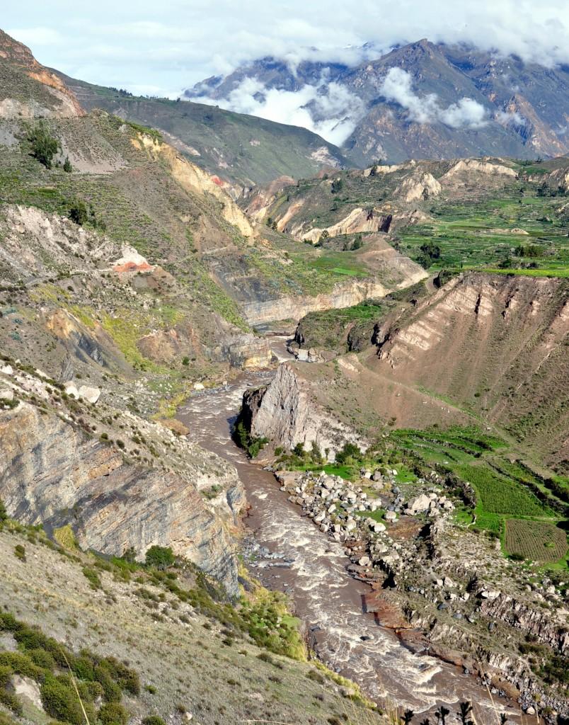 Zdjęcia: Colca Kanion, Colca Ka., PERU
