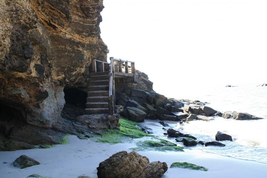 Zdjęcia: Playa la Mina, Paracas, Zapomniana plaża KONKURS, PERU