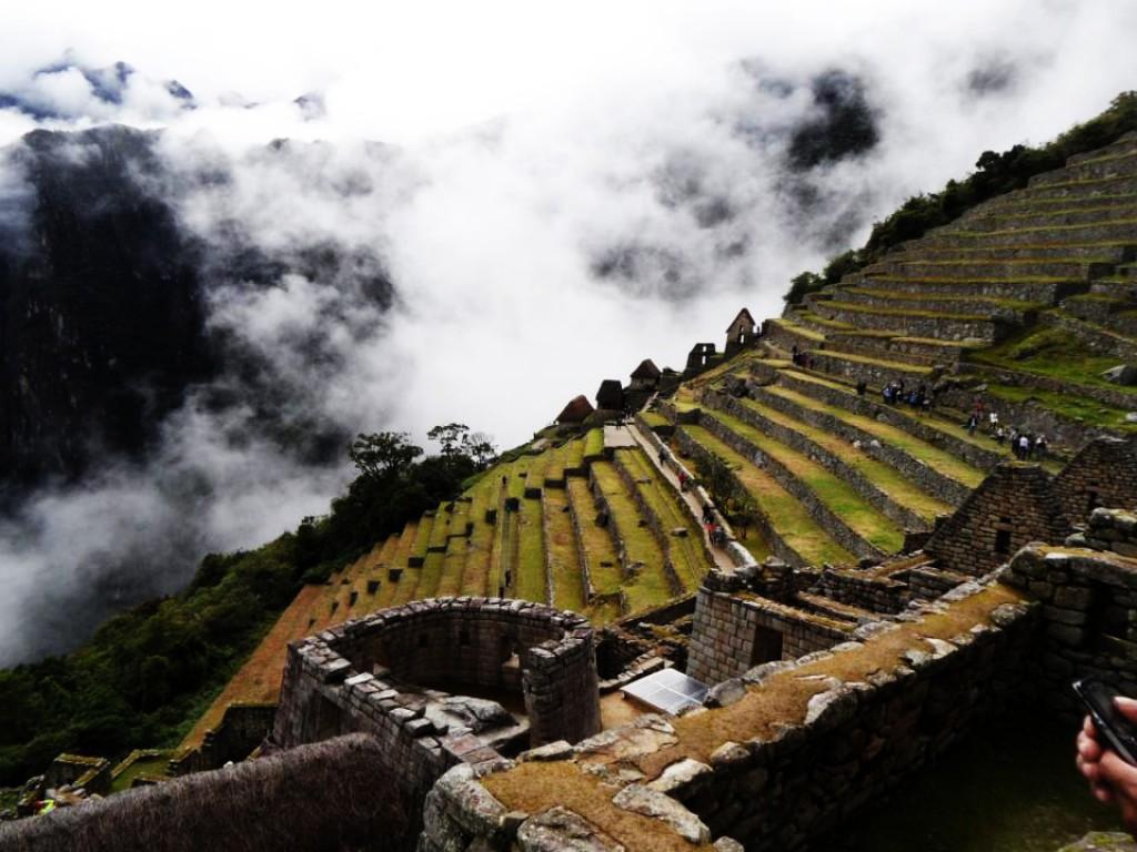 Zdjęcia: MP, MP, schody do nieba, PERU