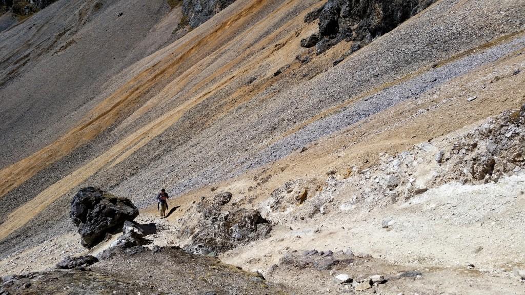 Zdjęcia: Na szlaku, Cusco, Trekking w Peruwiańskich Andach, PERU