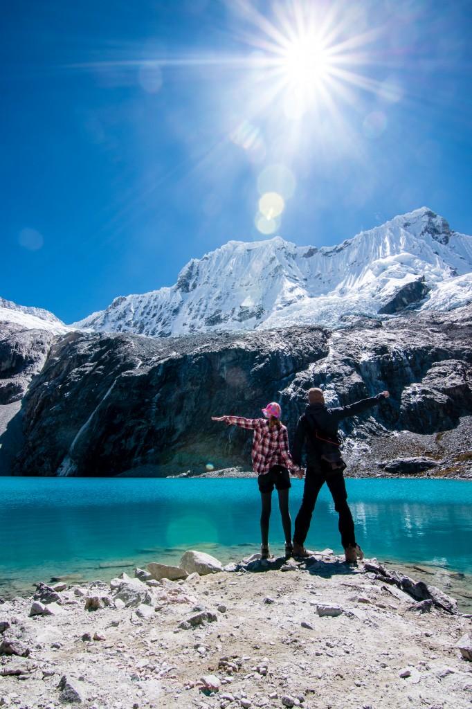Zdjęcia: Laguna 69, Cordillera Blanca, Laguna, PERU