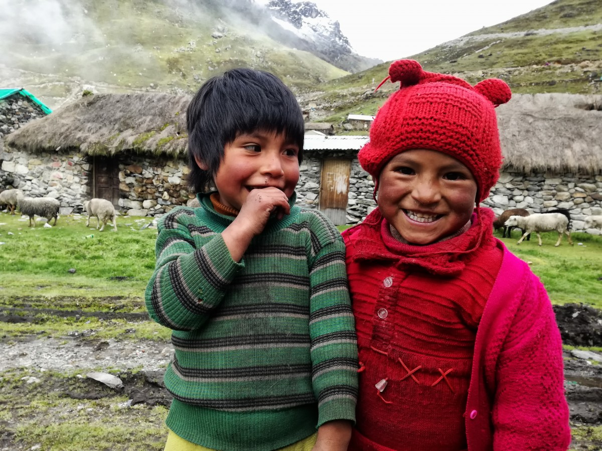 Zdjęcia: Quico Grande, Cusco , Moi mali przewodnicy, PERU