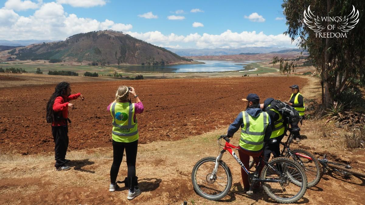 Zdjęcia: Cuzco, Andy, Bike trip, PERU
