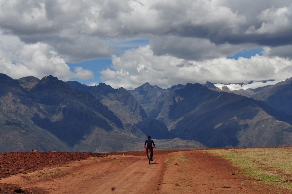 Zdjęcia: Andy, Andy, Bike trip in Andes, PERU