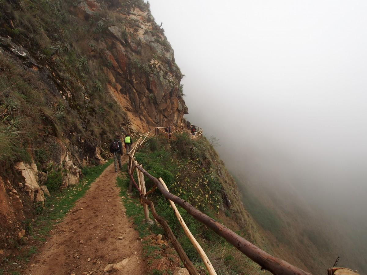 Zdjęcia: Andy, Andy, Beginning of Choquequirao trek, PERU