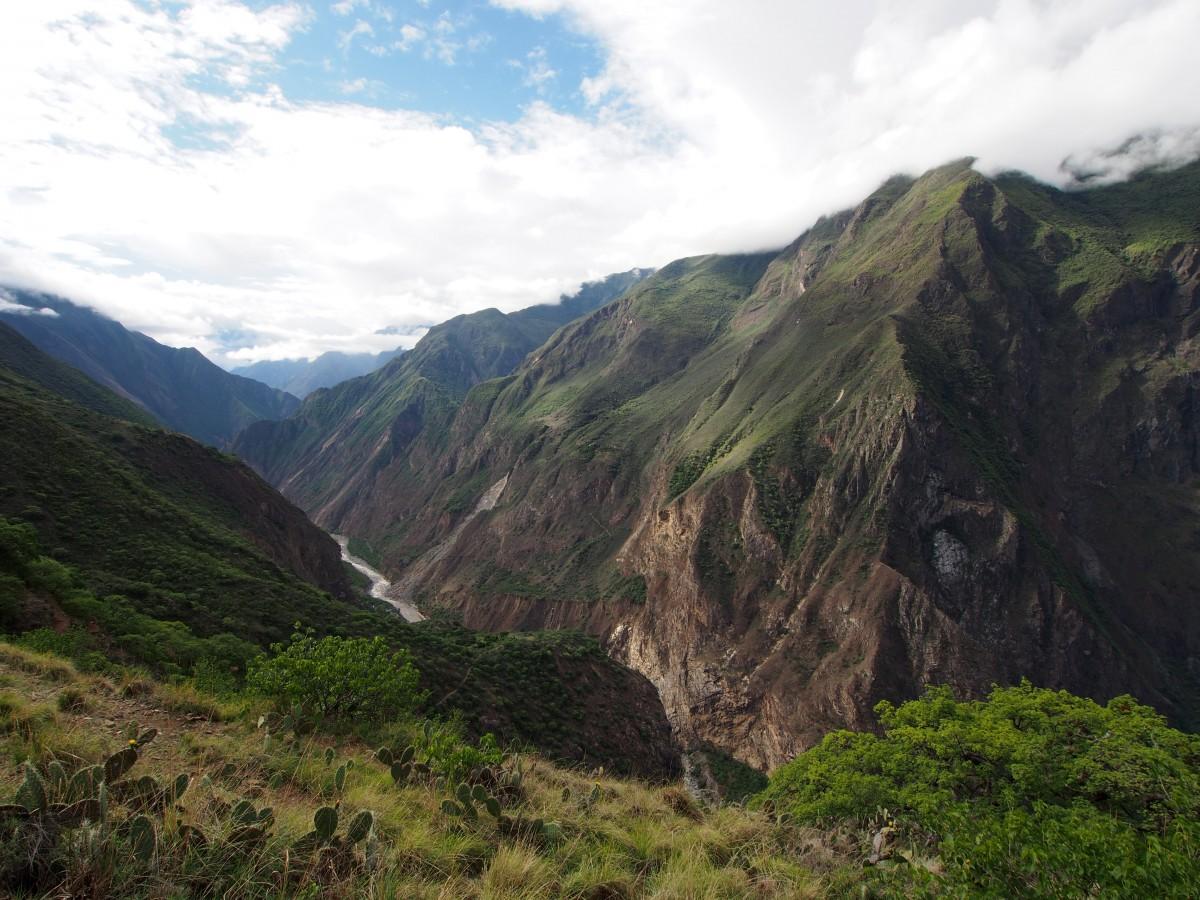 Zdjęcia: Andy, Andy, Choquequirao Trek, PERU
