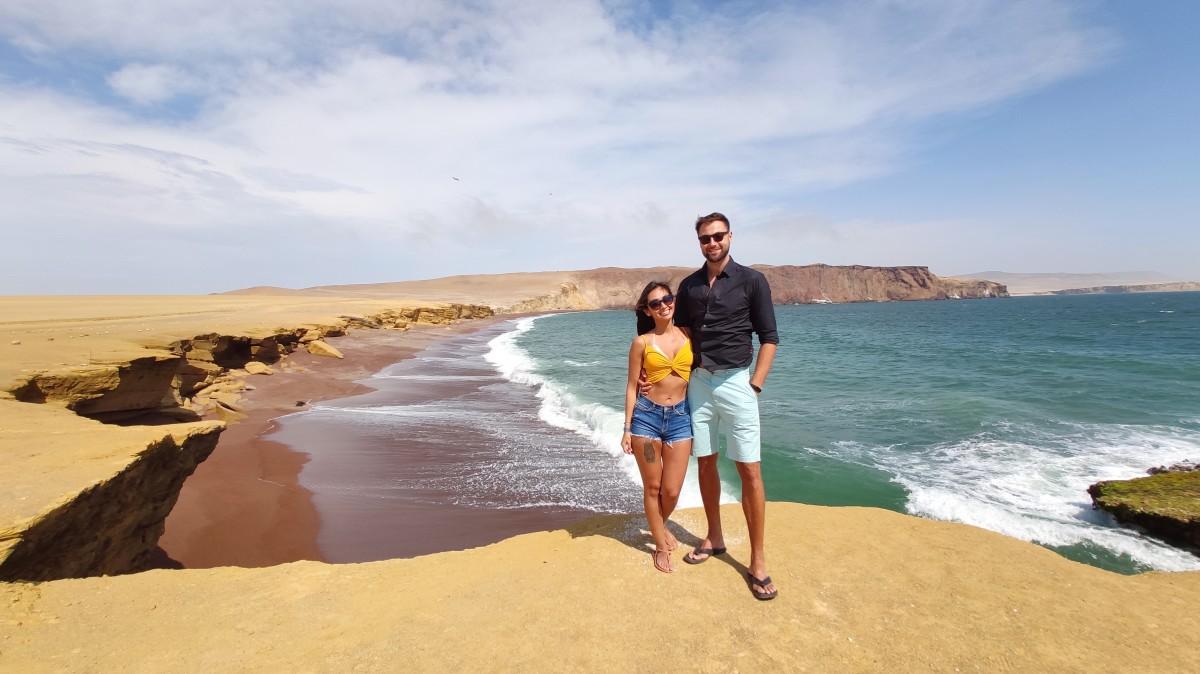 Zdjęcia: Peru, Paracas, Penisula de Paracas, PERU