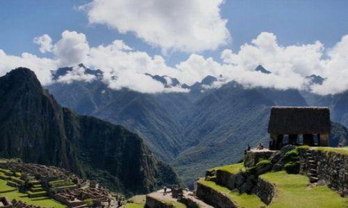 Zdjecie PERU / - / Machu Picchu / Machu Picchu