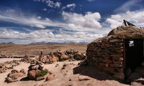 Zdjecie PERU / - / Peru / Ubikacja na 4900 m.n.p.m.