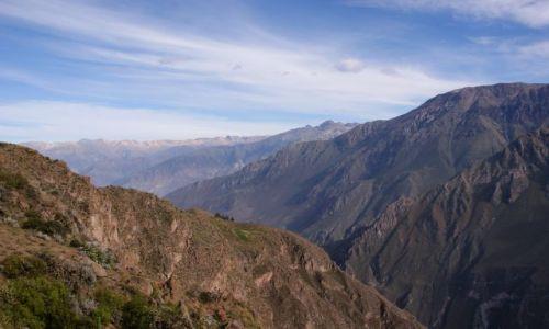 Zdjęcie PERU / Peru / Kanion Colca / Kanion Colca