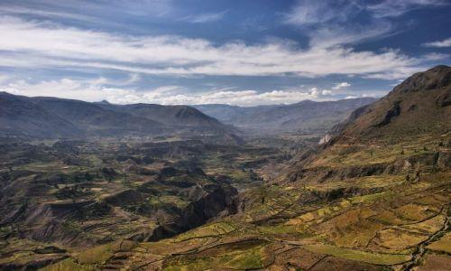 Zdjęcie PERU / Peru / Dolina rzeki Colca / Dolina rzeki Colca
