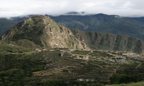 Zdjęcie PERU / Cusco / Machu Picchu / Machu Picchu