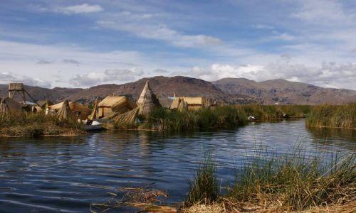 Zdjecie PERU / Jezioro Titikaka / Wyspy Uros / Wyspy Uros