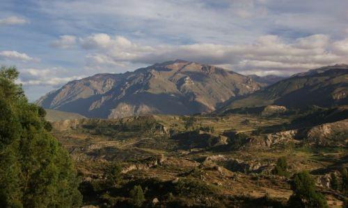 Zdjecie PERU / Peru / Dolina rzeki Colca / Dolina Colca