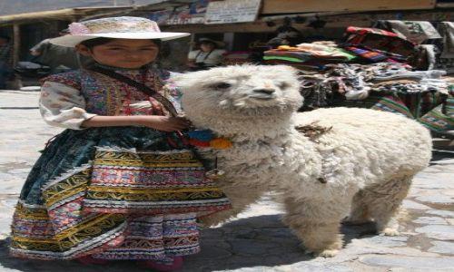 Zdjecie PERU / Dolina Colca / Maca / Maołolaty