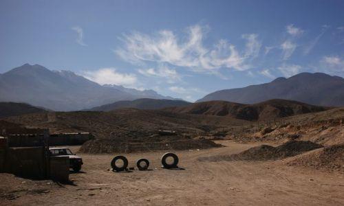 Zdjęcie PERU / Peru / Peru / Wulkanizacja ?