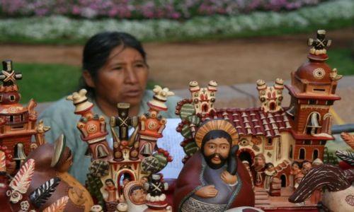 Zdjęcie PERU / Lima / Lima / Dewocjonalia