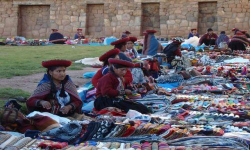 Zdjęcie PERU / Peru / Wioska Chincheros / peruwiański hipermarket