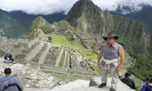 Zdjecie PERU / Macchu Picchu / Macchu Picchu / Ameryka Poludni