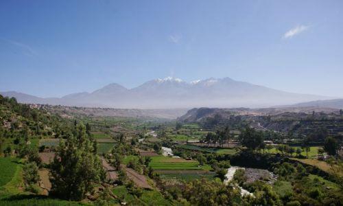 Zdjęcie PERU / Peru / Arequipa / Pod wulkanem