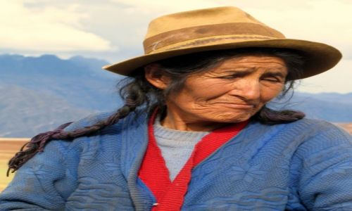 Zdjecie PERU / okolice Cusco / Andy / konkurs...