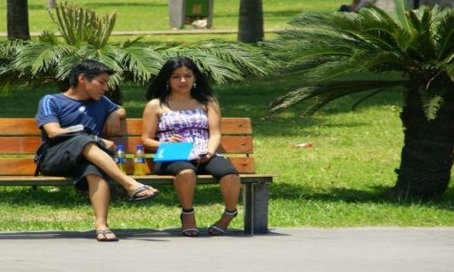 Zdjęcie PERU / Lima / Lima / Oj  podgląda
