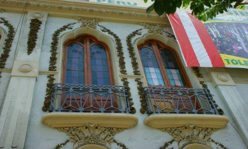 Zdjęcie PERU / Lima / Lima / Balkon