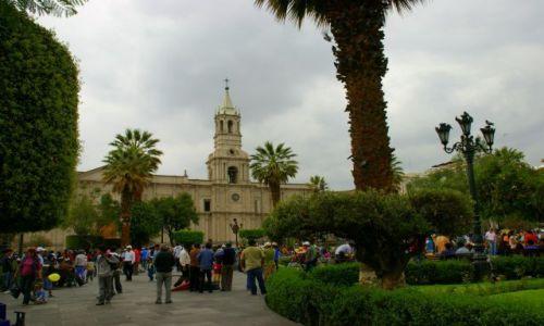 Zdjęcie PERU / AREQVIPA / AREQVIPA / AREQVIPA