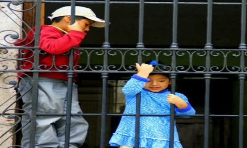 Zdjęcie PERU / AREQVIPA / AREQVIPA / Polis