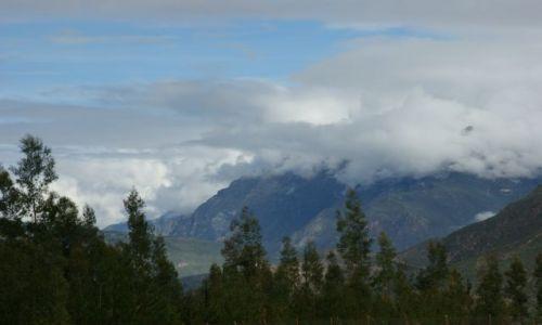 Zdjęcie PERU / AREQVIPA / AREQVIPA / Na  deszcz