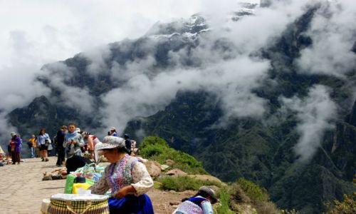 Zdjęcie PERU / Kanion  Kolca / Kanion  Kolca / Bazar